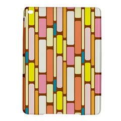 Retro Blocks iPad Air 2 Hardshell Cases