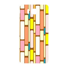 Retro Blocks Samsung Galaxy Alpha Hardshell Back Case