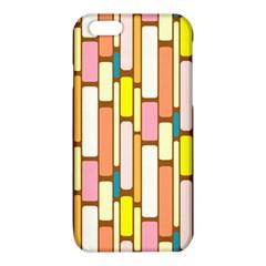 Retro Blocks iPhone 6/6S TPU Case
