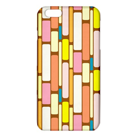 Retro Blocks iPhone 6 Plus/6S Plus TPU Case