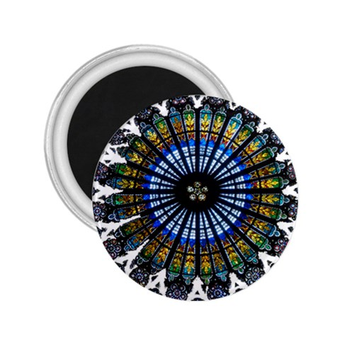 Rose Window Strasbourg Cathedral 2.25  Magnets