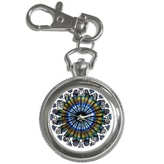 Rose Window Strasbourg Cathedral Key Chain Watches