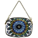 Rose Window Strasbourg Cathedral Chain Purses (One Side)  Front