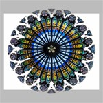 Rose Window Strasbourg Cathedral Canvas 20  x 16  20  x 16  x 0.875  Stretched Canvas