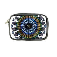 Rose Window Strasbourg Cathedral Coin Purse