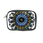 Rose Window Strasbourg Cathedral Coin Purse Front