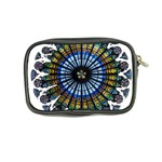 Rose Window Strasbourg Cathedral Coin Purse Back