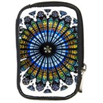 Rose Window Strasbourg Cathedral Compact Camera Cases Front
