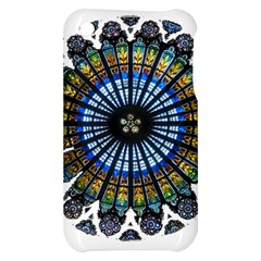 Rose Window Strasbourg Cathedral Apple iPhone 3G/3GS Hardshell Case