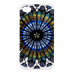 Rose Window Strasbourg Cathedral Apple iPhone 4/4S Hardshell Case