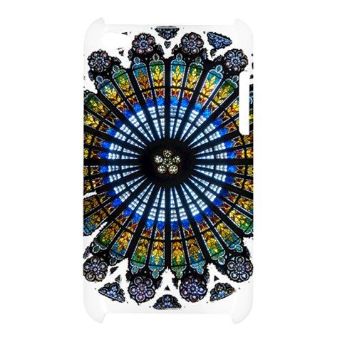 Rose Window Strasbourg Cathedral Apple iPod Touch 4