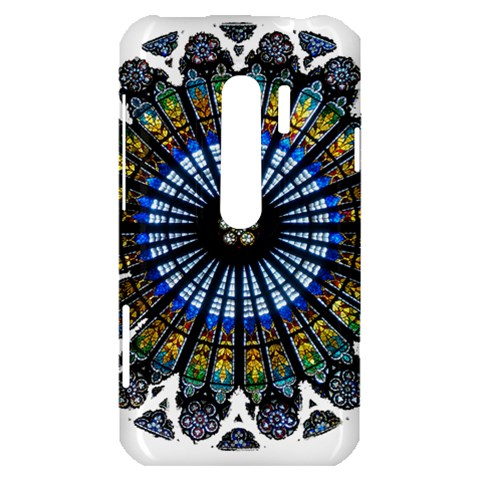 Rose Window Strasbourg Cathedral HTC Evo 3D Hardshell Case