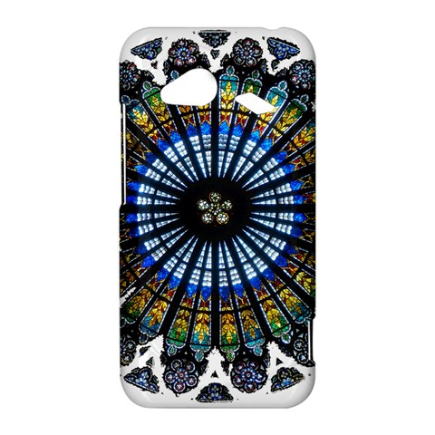 Rose Window Strasbourg Cathedral HTC Droid Incredible 4G LTE Hardshell Case