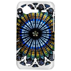 Rose Window Strasbourg Cathedral HTC Incredible S Hardshell Case