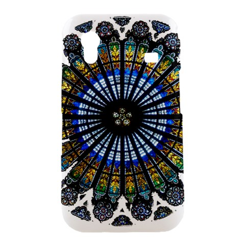 Rose Window Strasbourg Cathedral Samsung Galaxy Ace S5830 Hardshell Case
