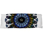 Rose Window Strasbourg Cathedral Body Pillow Case Dakimakura (Two Sides) Back