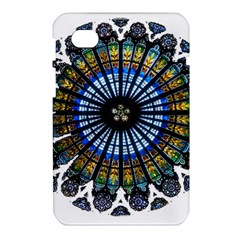 Rose Window Strasbourg Cathedral Samsung Galaxy Tab 7  P1000 Hardshell Case