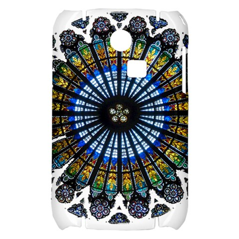 Rose Window Strasbourg Cathedral Samsung S3350 Hardshell Case