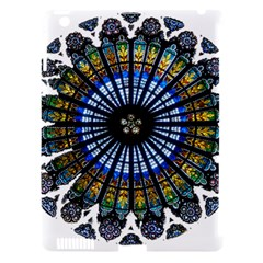 Rose Window Strasbourg Cathedral Apple iPad 3/4 Hardshell Case (Compatible with Smart Cover)