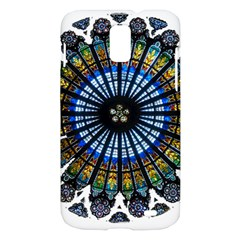 Rose Window Strasbourg Cathedral Samsung Galaxy S II Skyrocket Hardshell Case