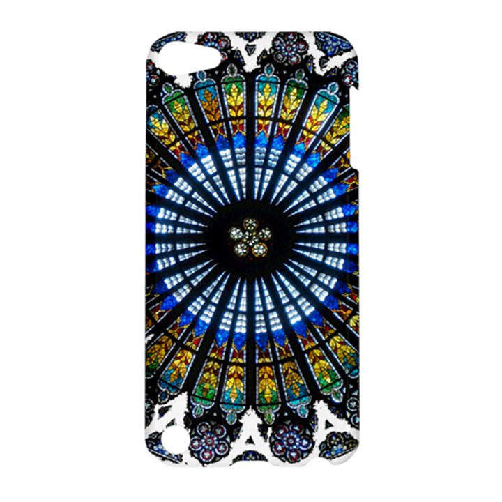 Rose Window Strasbourg Cathedral Apple iPod Touch 5 Hardshell Case
