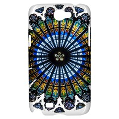 Rose Window Strasbourg Cathedral Samsung Galaxy Note 2 Hardshell Case