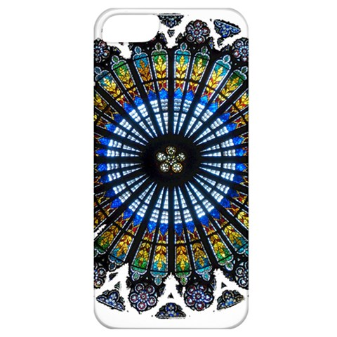 Rose Window Strasbourg Cathedral Apple iPhone 5 Classic Hardshell Case