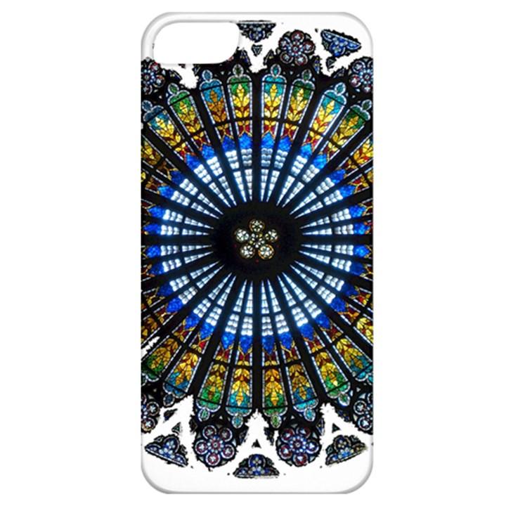 Rose Window Strasbourg Cathedral Apple iPhone 5 Classic Hardshell Case