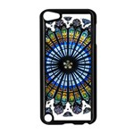 Rose Window Strasbourg Cathedral Apple iPod Touch 5 Case (Black) Front