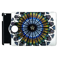 Rose Window Strasbourg Cathedral Apple iPad 3/4 Flip 360 Case