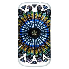 Rose Window Strasbourg Cathedral Samsung Galaxy S3 S III Classic Hardshell Back Case