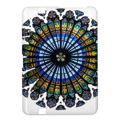 Rose Window Strasbourg Cathedral Kindle Fire HD 8.9