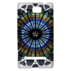 Rose Window Strasbourg Cathedral HTC 8S Hardshell Case