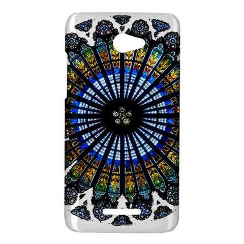 Rose Window Strasbourg Cathedral HTC Butterfly X920E Hardshell Case