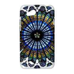 Rose Window Strasbourg Cathedral HTC Desire VC (T328D) Hardshell Case