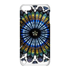 Rose Window Strasbourg Cathedral Apple iPod Touch 5 Hardshell Case with Stand