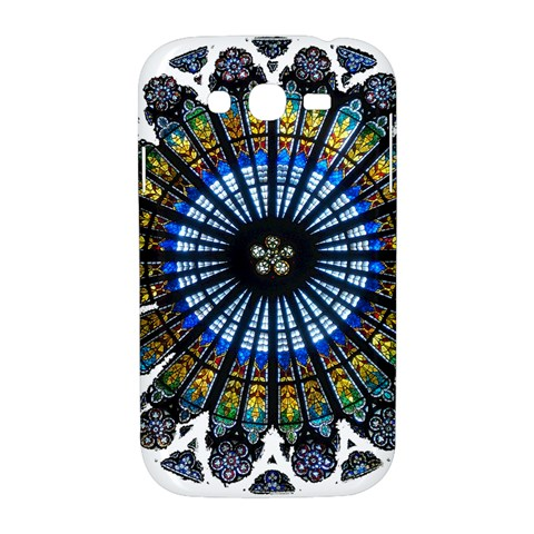 Rose Window Strasbourg Cathedral Samsung Galaxy Grand DUOS I9082 Hardshell Case