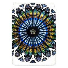 Rose Window Strasbourg Cathedral Flap Covers (S)
