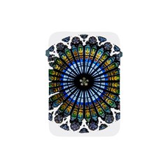 Rose Window Strasbourg Cathedral Apple iPad Mini Protective Soft Cases