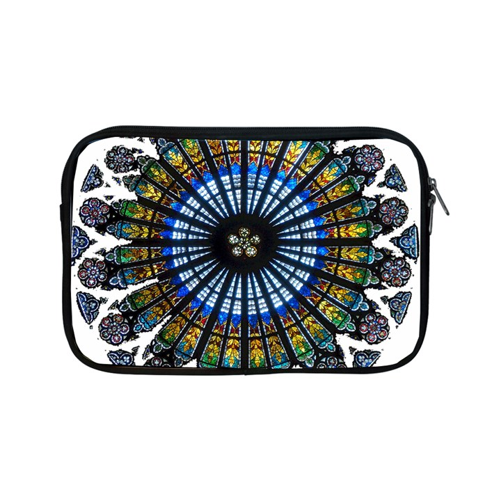 Rose Window Strasbourg Cathedral Apple iPad Mini Zipper Cases