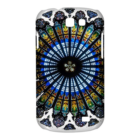 Rose Window Strasbourg Cathedral Samsung Galaxy Express I8730 Hardshell Case
