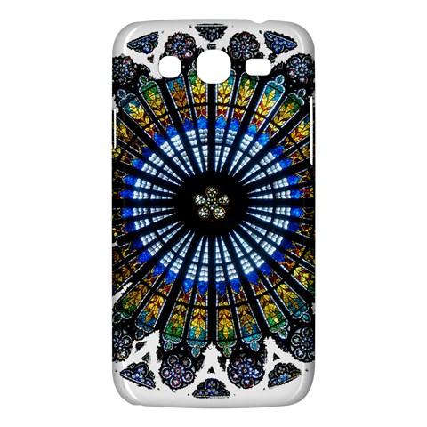 Rose Window Strasbourg Cathedral Samsung Galaxy Mega 5.8 I9152 Hardshell Case