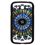 Rose Window Strasbourg Cathedral Samsung Galaxy Grand DUOS I9082 Case (Black) Front