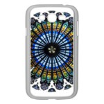 Rose Window Strasbourg Cathedral Samsung Galaxy Grand DUOS I9082 Case (White) Front