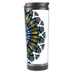 Rose Window Strasbourg Cathedral Travel Tumbler Right