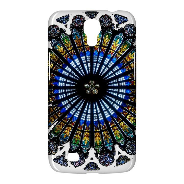 Rose Window Strasbourg Cathedral Samsung Galaxy Mega 6.3  I9200 Hardshell Case