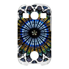 Rose Window Strasbourg Cathedral Samsung Galaxy S7710 Xcover 2 Hardshell Case