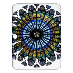Rose Window Strasbourg Cathedral Samsung Galaxy Tab 3 (10.1 ) P5200 Hardshell Case