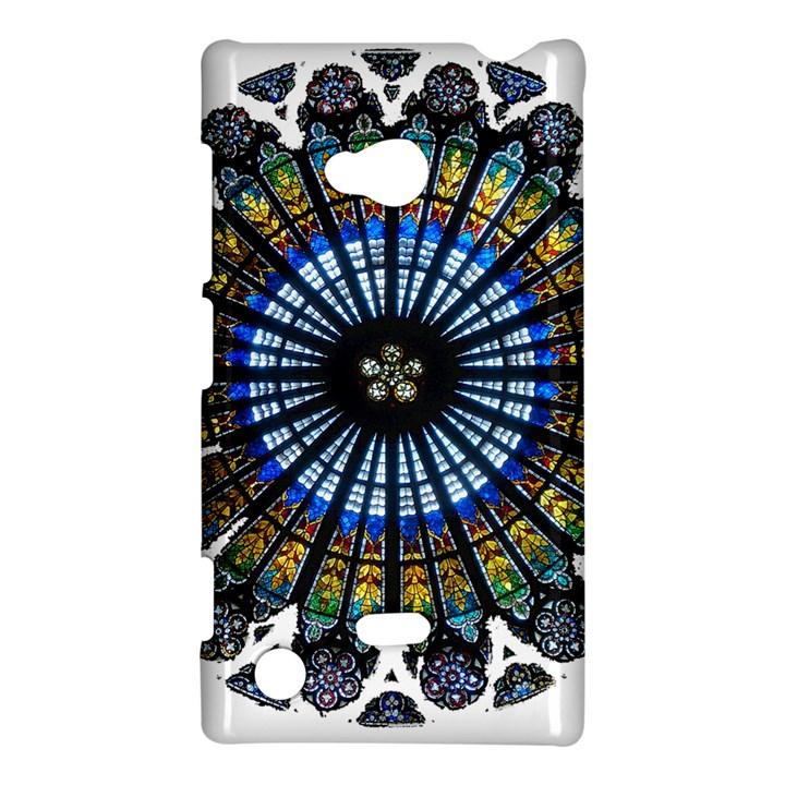 Rose Window Strasbourg Cathedral Nokia Lumia 720
