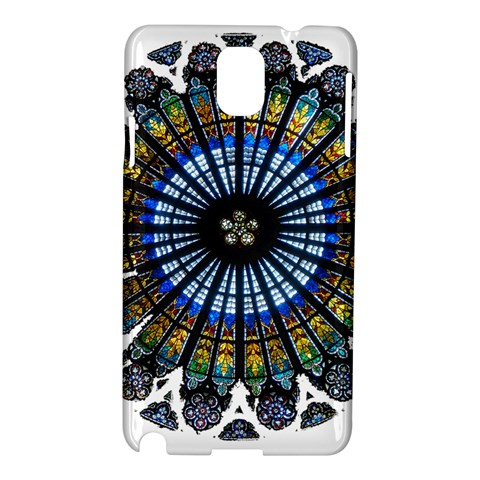 Rose Window Strasbourg Cathedral Samsung Galaxy Note 3 N9005 Hardshell Case